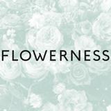 Logo Flowerness